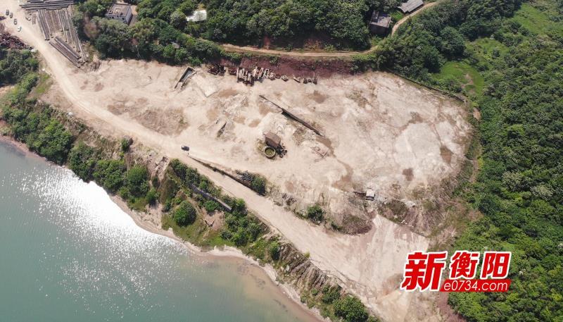 """衡东县采取""""分片包干""""推进码头渡口和普铁环境整治工作"""