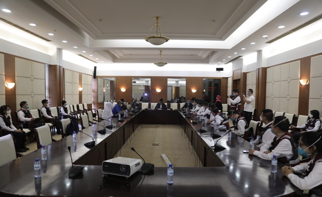 中國援蘇丹抗疫醫療專家組與蘇方開展疫情防控和診療交流