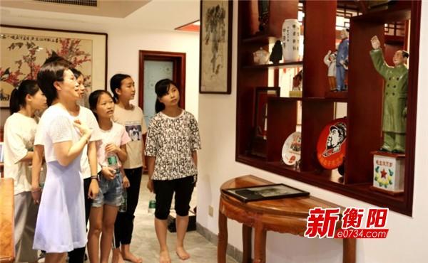 """衡阳县关工委组织开展2020年""""爱心扶贫助学""""活动"""