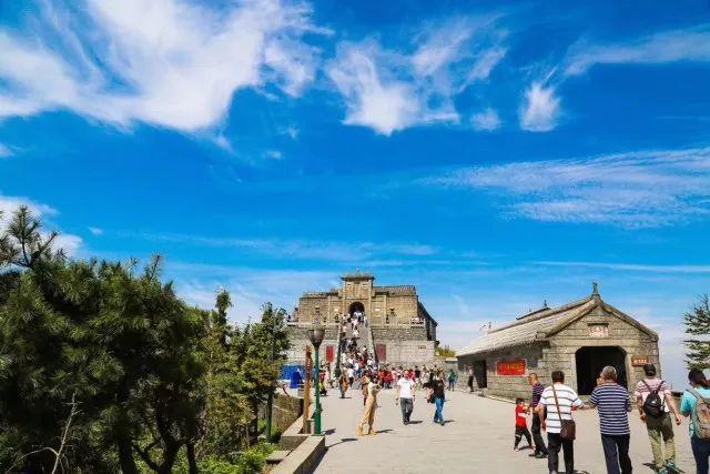 【新湖南】南岳:文化高地、旅游圣地,您的心灵福地