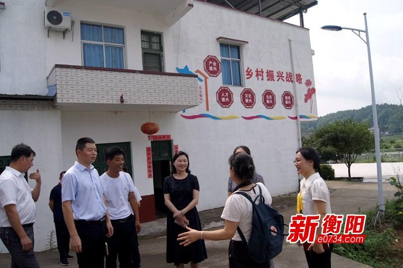 决胜2020:小康待收官 衡阳县华山村乡村振兴大戏又开锣