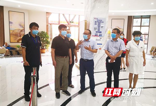衡阳市中心医院与美年大健康开展肺癌早期筛查合作