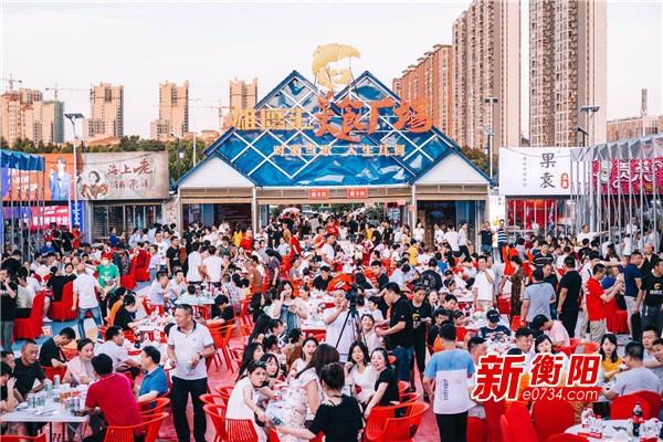 """复工复产升温 蒸湘区这条街""""小店经济""""正变得热闹起来"""