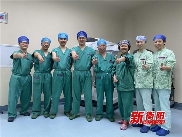 南华附一医院肝胆外科腹腔镜保留脏器功能技术迈向新台阶