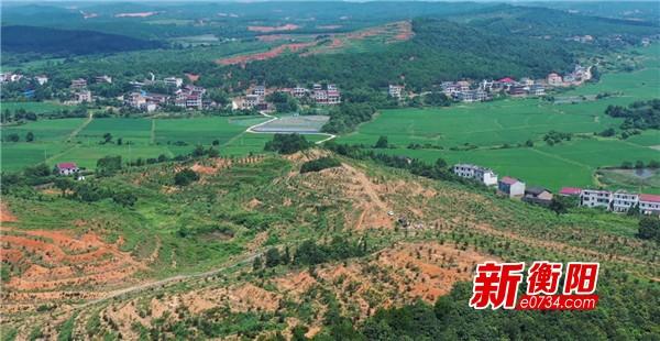 """衡南县车陂村:产业扶贫是""""车头""""拉动""""脱贫专列""""奔小康"""