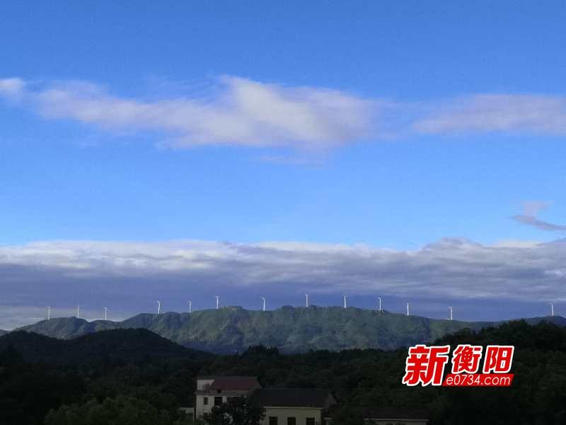 """气温最高达39℃!衡阳市民本周末将迎来高温""""烤""""验"""